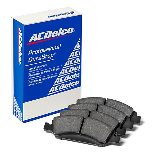 ACDelco® - Professional™ Semi-Metallic Front Disc Brake Pads