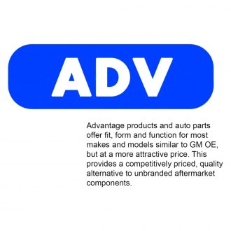 ACDelco® - Advantage™ Tie Rod End Bushing Kit