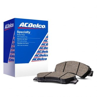 ACDelco® - Specialty™ Ceramic Brake Pads