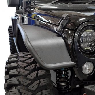 ACE Engineering® - Wide Front and Rear Tube Fender Flares