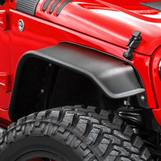ACE Engineering® - Narrow Tube Fender Flares
