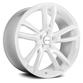 ACE ALLOY® - SCORPIO White with Machined Face