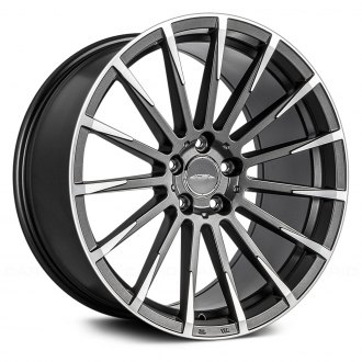 ACE ALLOY® - DEVOTION Matte Mica Gray with Machined Face