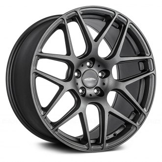ACE ALLOY® - MESH-7 Matte Mica Gray