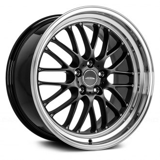 ACE ALLOY® - SL-M Flat Black with Diamond Cut Lip