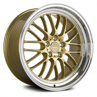 ACE ALLOY® - SL-M Gloss Gold with Diamond Cut Lip