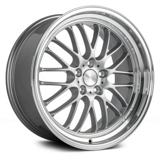ACE ALLOY® - SL-M Matte Silver with Diamond Cut Lip