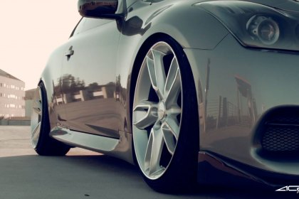 976113bbe32 ACE ALLOY® Ace Wheels on Infiniti G37 Coupe and Scorpio C902 (Full HD)