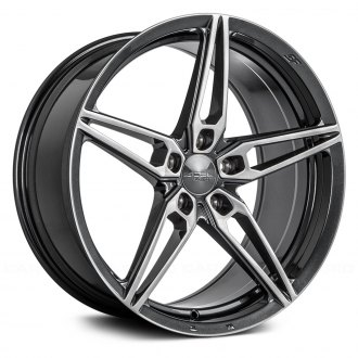 ACE ALLOY® - AFF01 Gloss Mica Gray with Brushed Face