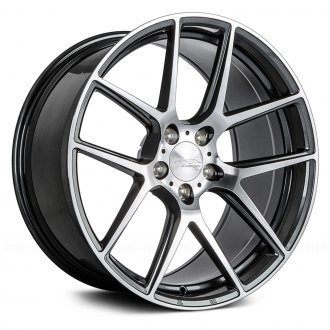 ACE ALLOY® - AFF02 Mica Gray with Machined Face