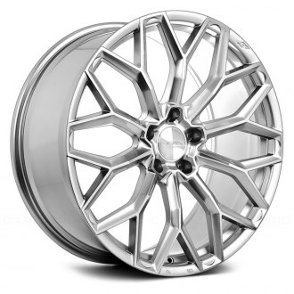 ACE ALLOY® - AFF03 Liquid Silver with Machined Face
