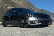ACE® - COUTURE Matte Black on Infiniti G37