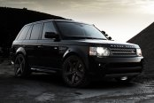 ACE® - COUTURE Matte Black on Land Rover Range Rover Sport