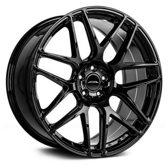 ACE ALLOY® - MESH-7 Gloss Black