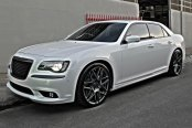 ACE® - MESH-7 Matte Mica Gray on Chrysler 300