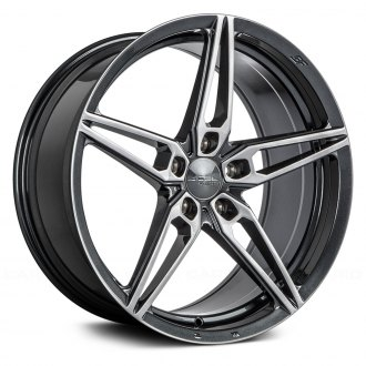ACE ALLOY® - V001 Mica Gray with Brushed Face and Clear Coat