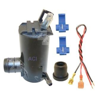 ACI® - Front or Rear Windshield Washer Pump