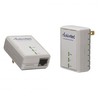 Actiontec® - 200 AV Powerline Network Adapter Kit