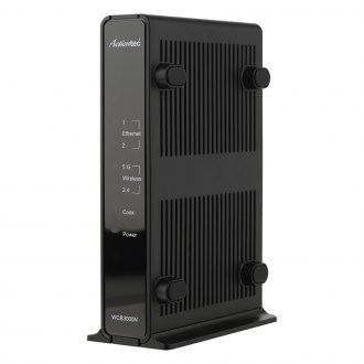 Actiontec® - WCB3000N MoCA Dual-Band Wireless Extender