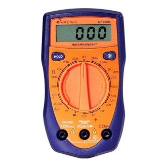 Actron® - AutoAnalyzer™ Multimeter