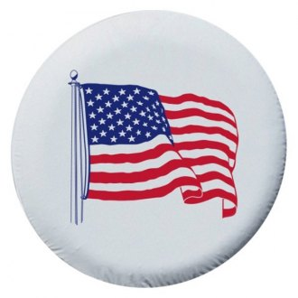 ADCO® - US Flag Tire Cover