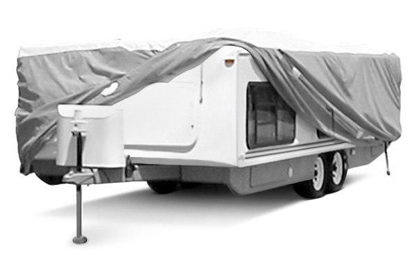 New Travel Trailer Covers Choosing The Best Protection For Your RV