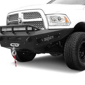 ADD® - Honeybadger Full Width Front HD Bumper with Hoop