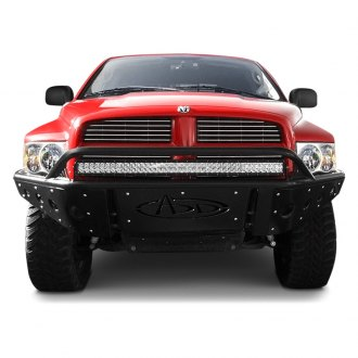 ADD® - Stealth Full Width Front Pre-Runner Bumper with Hoop