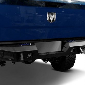 ADD® - Honeybadger Full Width Rear HD Bumper with Integrated Toolbox