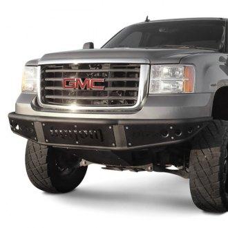 2014 gmc sierra custom 4x4 off road steel bumpers. Black Bedroom Furniture Sets. Home Design Ideas