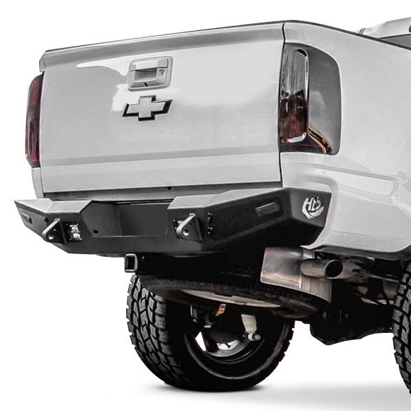 2015 2019 Gmc Canyon Extended Cab Gm Front Rear All: GMC Canyon 2015-2018 Honeybadger Full Width Black