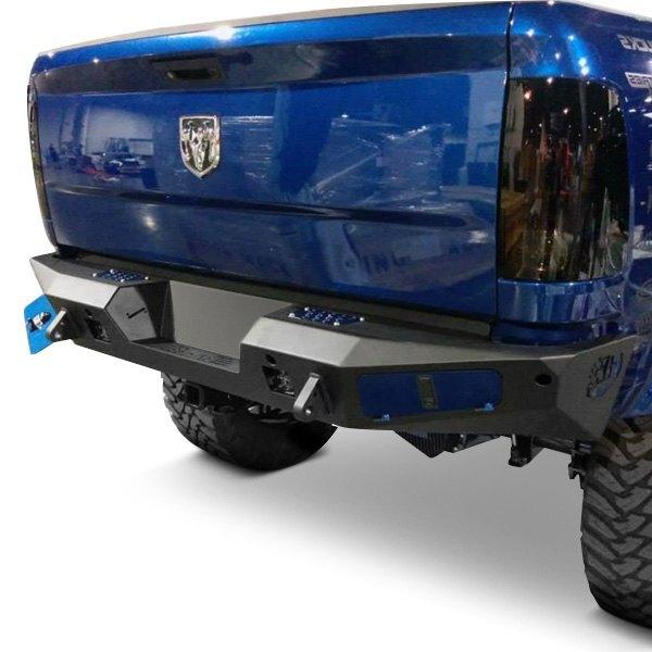 Dodge Ram 3500 Rear Bumper: Addictive Desert Designs®