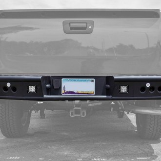 ADD® - Dimple R Full Width Rear Tubular Bumper