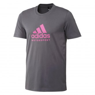 adidas® - 100% Cotton Karting Tee Shirt