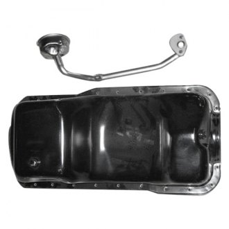 Advance Adapters® - Dual Sump Oil Pan