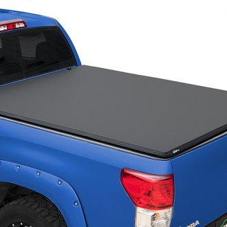 Advantage Truck Accessories® - Hard Hat™ Premier Tri-Fold Tonneau Cover