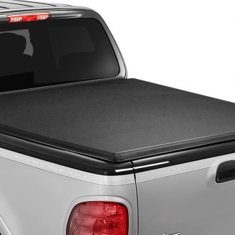 Advantage Truck Accessories® - Torza Premier Tri-Fold Tonneau Cover