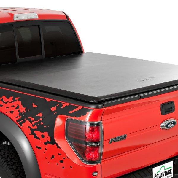 Toyota Truck Accessories >> Advantage Truck Accessories Torzatop Soft Tri Fold Tonneau Cover