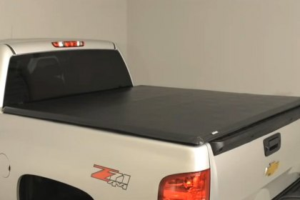 Advantage Truck Accessories® TorzaTop Tonneau Cover (HD)