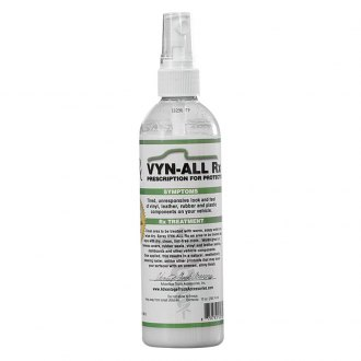 Advantage Truck Accessories® - Vyn-All Rx™ Vinyl Conditioner and Cleaner
