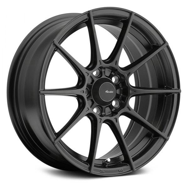 advanti racing storm s1 wheels matte black rims. Black Bedroom Furniture Sets. Home Design Ideas