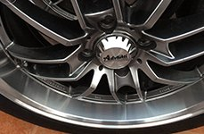 ADVANTI RACING® - Wheels - Close-Up
