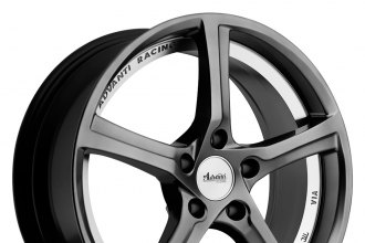 ADVANTI RACING® - 15th ANNIVERSARY Hyper Dark with Machined Undercut