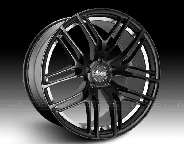 advanti racing bello wheels matte black rims. Black Bedroom Furniture Sets. Home Design Ideas