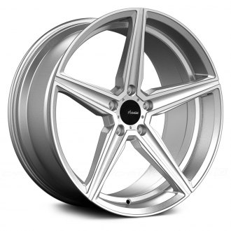 ADVANTI RACING® - CAMMINO Silver with Machined Face