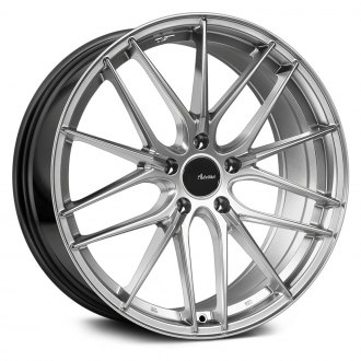 ADVANTI RACING® - CATALAN Hyper Silver