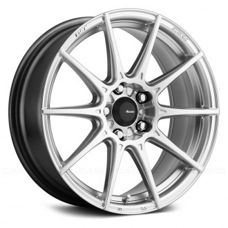 ADVANTI RACING® - STORM S1 Hyper Silver
