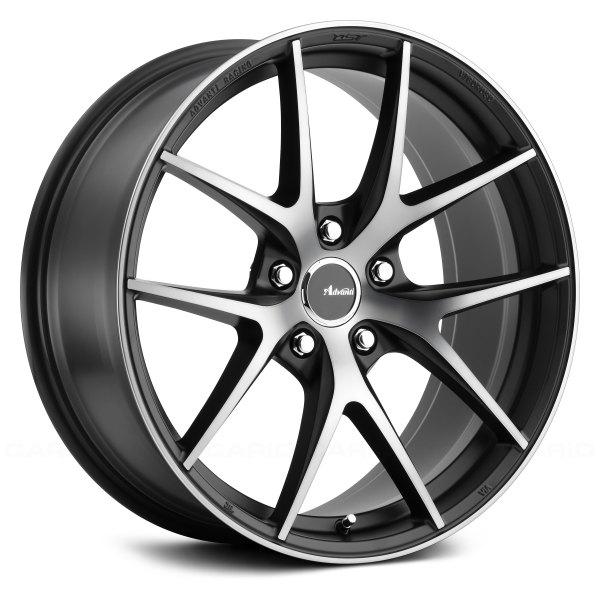 advanti racing vigoroso wheels matte black with matte. Black Bedroom Furniture Sets. Home Design Ideas