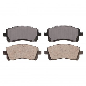 Advics® - Ultra-Premium Ceramic Front Brake Pads