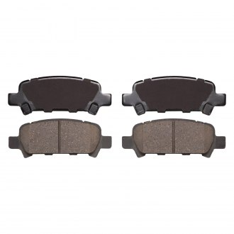 Advics® - Ultra-Premium Ceramic Rear Brake Pads